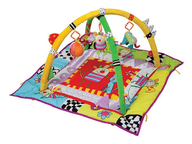 Игрушка коврик с дугами