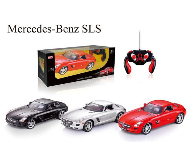 1:10 Машина Mercedes-Benz SLS DX111019