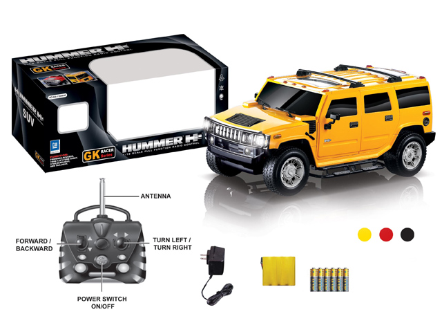 1:12 HUMMER 866-1199WH2