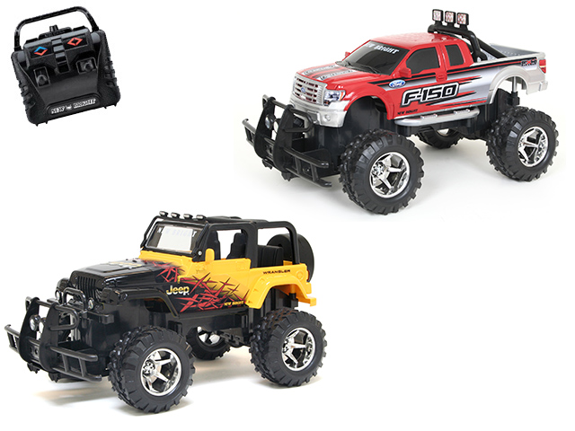 1:15 Jeep Ford 1580 машина