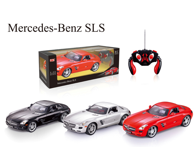 1:14 Машина Mercedes-Benz SLS DX111420