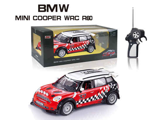 1:18 Машина BMW MINI COOPER WRC R60 DX111817