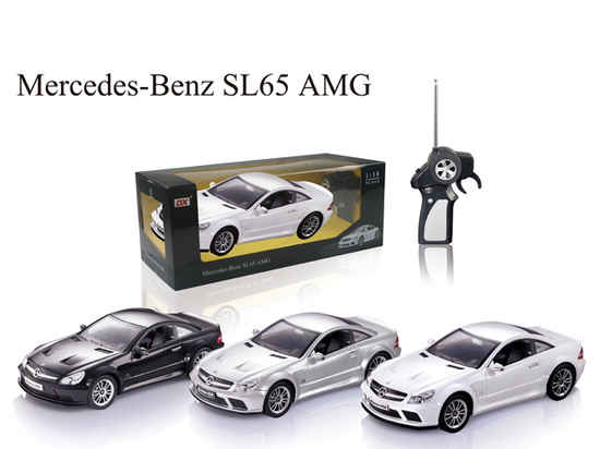 1:18 Машина Mercedes-Benz SL65 AMG DX111815