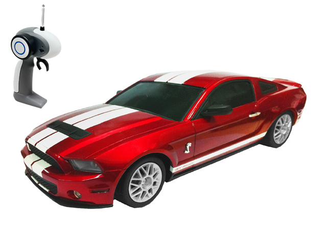 1:16 Ford-Mustang_Shelby LC258870-2 Машина Аулдей