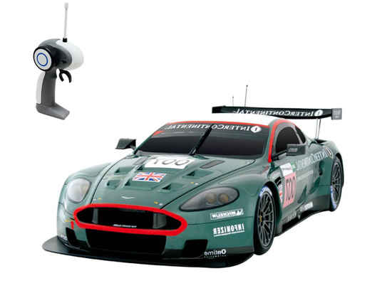 1:16 ASTON MARTIN - DB9 Racing LC258830-5 Машина Аулдей