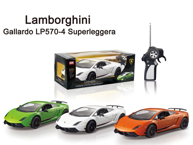 1:18 Машина Lamborghini Gallardo LP570-4 Superleggera DX111805