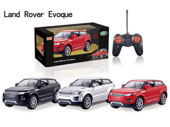 машина 1:28 LAND ROVER Evoque DX122832