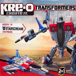 Конструктор Крео TRANSFORMERS «Starscream»