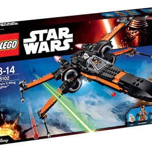 Конструктор Star Wars Истребитель По (Poes X-Wing Fighter™) LEGO