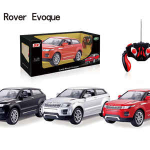 1:10 Машина LAND ROVER Evoque DX121030
