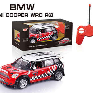 1:24 Машина BMW MINI COOPER WRC R60 DX112418