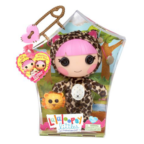 Кукла Львенок Lalaloopsy Littles