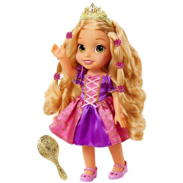 Кукла Принцессы Дисней Рапунцель со светящимися волосами
