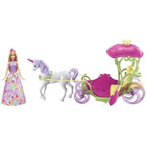 Барби Конфетная карета и кукла