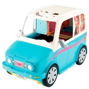Barbie Барби Раскладной фургон для щенков