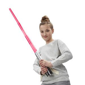 Световой меч красный DARTH VADER Звездные войны Hasbro