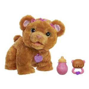 Мой малыш медвежонок FurReal Friends интерактивный Хасбро