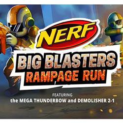 NERF - Cупер бластеры