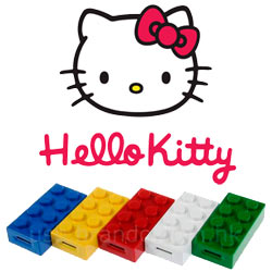 Конструкторы HELLO KITTY
