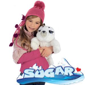 Морской котик Sugar интерактивный