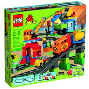 Конструктор Дупло Большой поезд LEGO