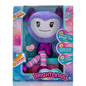 Кукла интерактивная музыкальная Brightlings