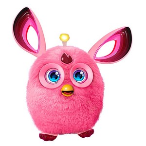 Ферби Коннект Furby Connect ярко-розовый